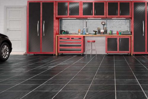 Is Vinyl Flooring Good for the Garage?
