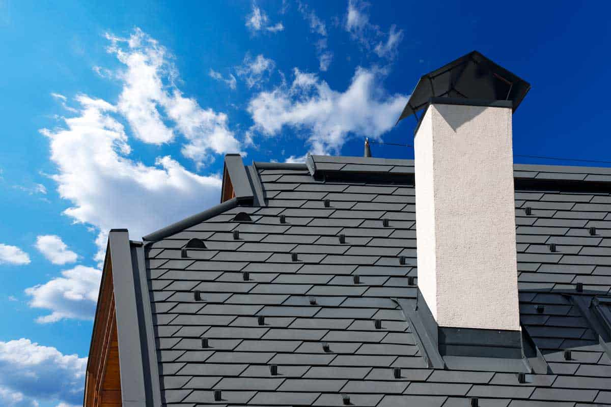 Metal Roof with Snow Guards, What Is the Best Color for a Metal Roof? [Answer Varies by Climate]