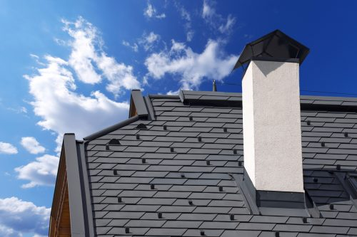 Is a Black Metal Roof Too Hot? [and how to reduce overheating]