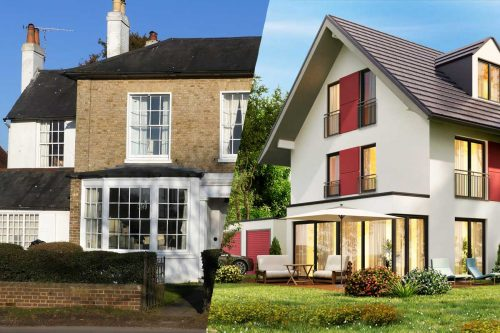 Read more about the article What Is The Difference Between A Hip Roof And A Gable Roof?