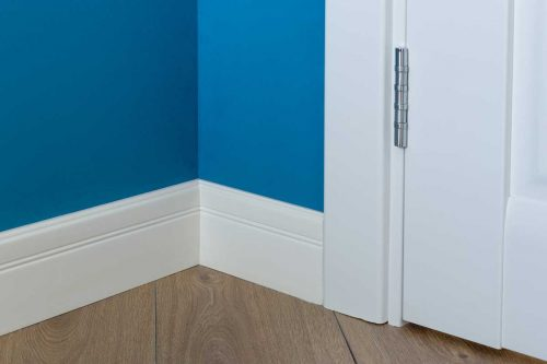 Should Baseboard And Casing Be the Same Thickness?