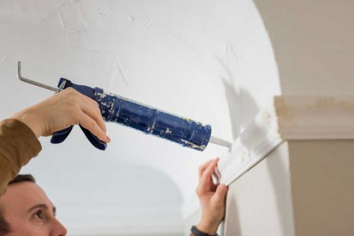 Should You Caulk Crown Molding? [Here's when and how to]