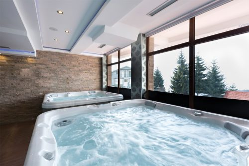 Read more about the article Can You Put A Hot Tub In A Basement? [Here's what you need to know]