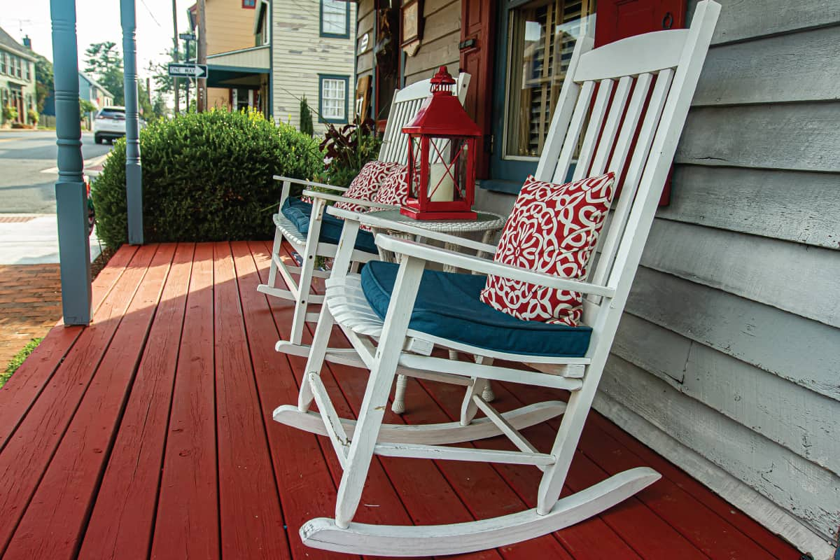 How long does porch paint take to dry? - uooz.com