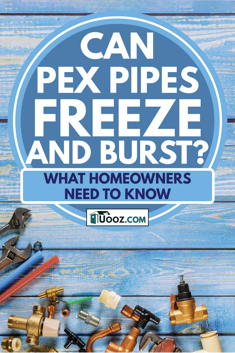 Can PEX pipes freeze and burst [what homeowners need to know], Pex fittings used to create pipe connection for the water system
