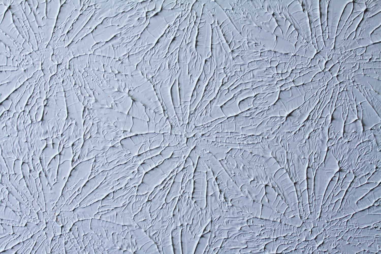 Stippled ceiling texture background