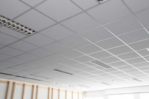 How To Cut Ceiling Tiles? [4 Steps]