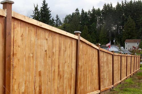 Does A Cedar Fence Need To Be Sealed Or Otherwise Treated?