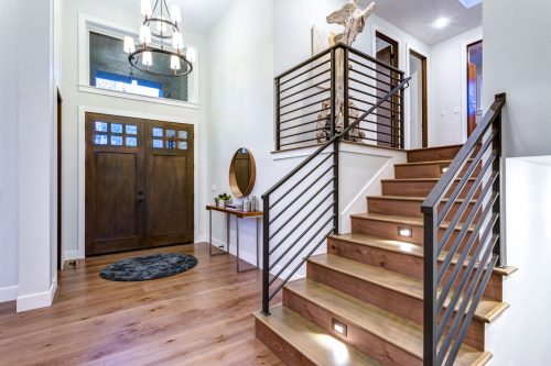 Are Stairs Required To Have A Handrail?