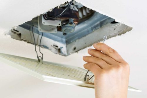 Read more about the article How To Replace A Bathroom Exhaust Fan Without Attic Access
