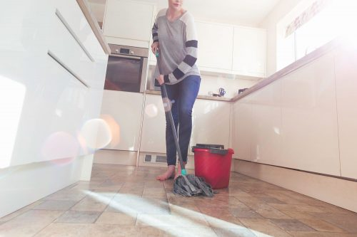 Read more about the article How Often Should You Mop Your Kitchen Floor?