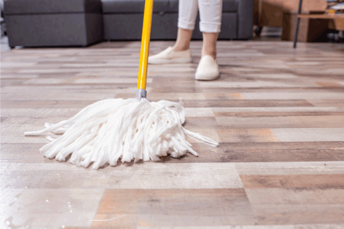 Read more about the article Should You Dry The Floor After Mopping?