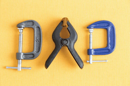Read more about the article 5 Types Of Clamps For All Your DIY Needs