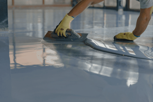 Read more about the article Can You Epoxy A Wood Floor?