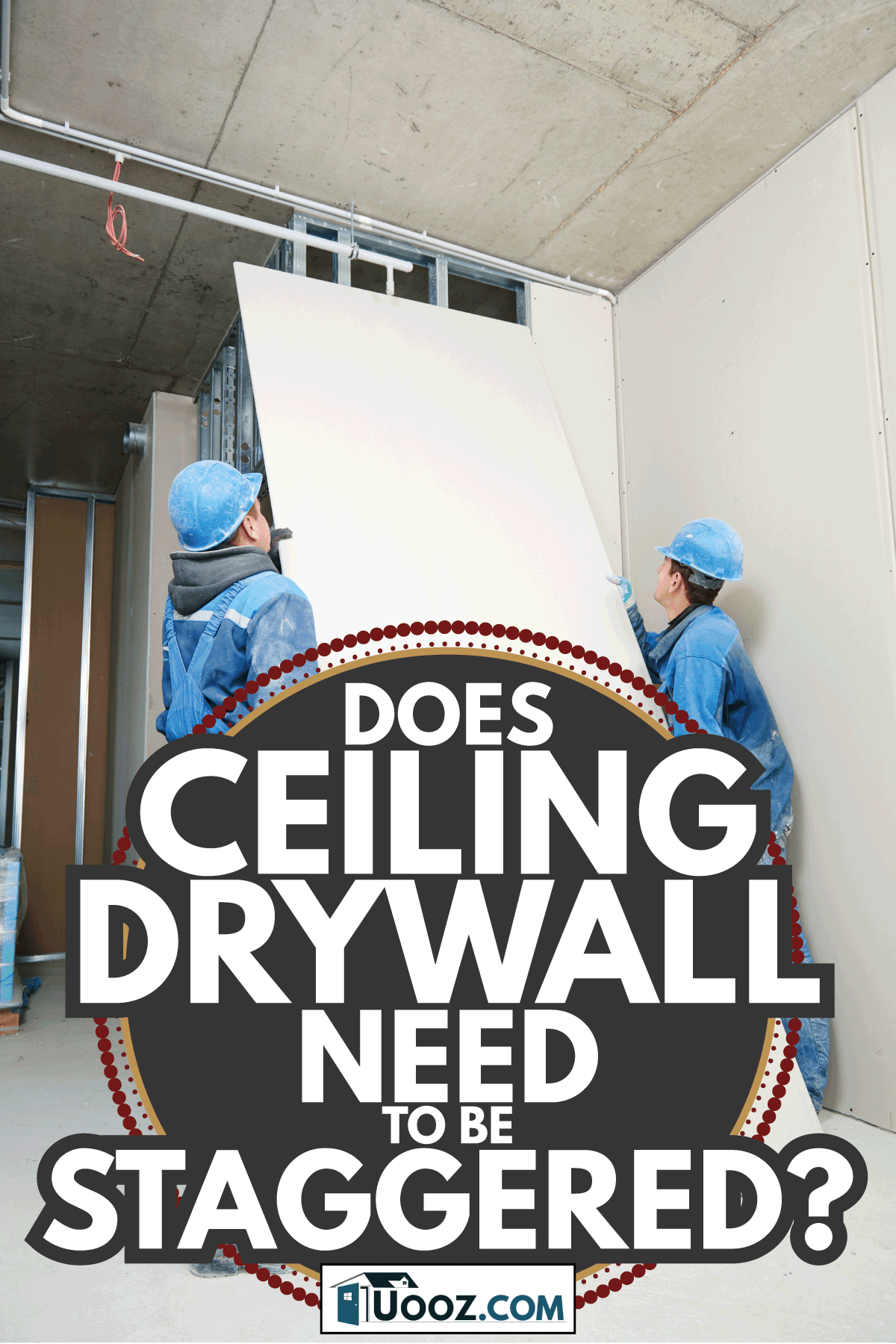 Gypsum plaster board walling installation. Does Ceiling Drywall Need To Be Staggered