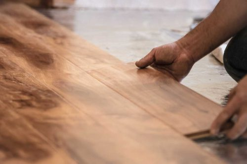 Read more about the article Can You Float A Hardwood Floor Over Concrete?