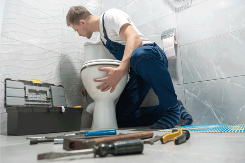 Read more about the article Should You Caulk The Toilet To The Floor?