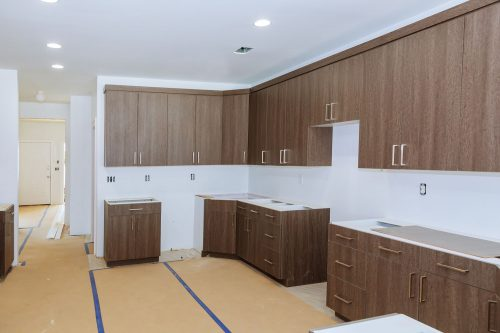 Read more about the article Should You Put Flooring Under Cabinets?