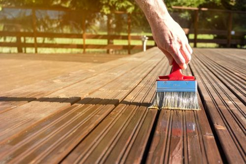 Read more about the article Should You Stain Pressure-Treated Wood? [And How-To!]
