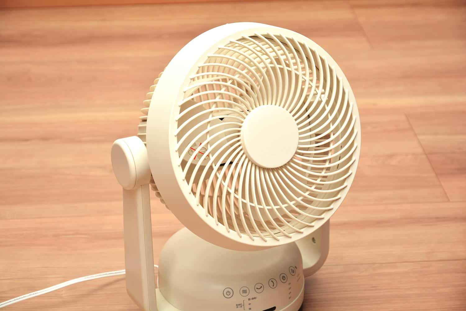 Picture of small electric fan