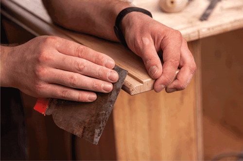 Read more about the article How To Repair A Door Frame With Wood Filler