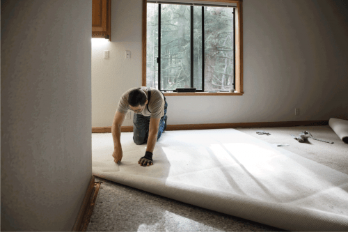Read more about the article What Kind Of Flooring Can You Put Over Carpet?