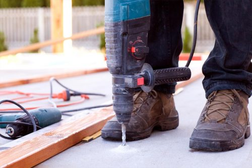 Read more about the article How To Drill Into Concrete Floor [A Complete Guide]