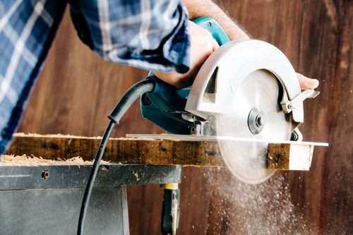 Read more about the article Can A Rotary Saw Cut Wood? [And How To Do That]