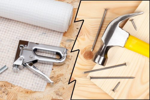 Read more about the article Should You Use Staples Or Nails For Hardwood Flooring?