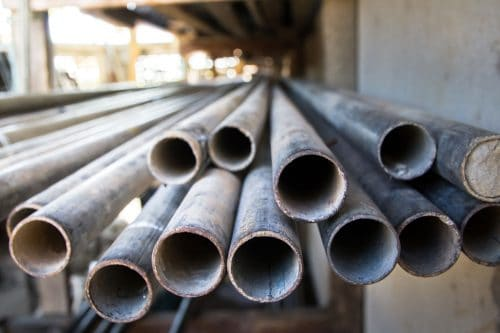 Read more about the article How To Repair A Galvanized Water Pipe With PVC
