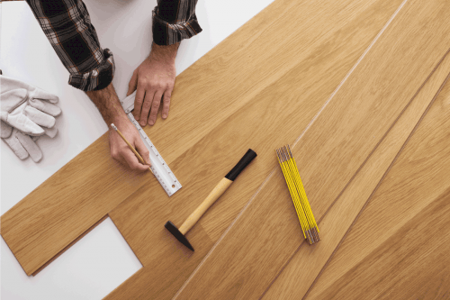 Read more about the article Should You Glue Down Engineered Hardwood Flooring?
