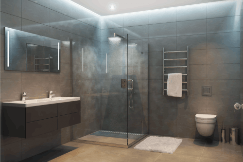 Read more about the article Should You Tile Under A Shower Base?